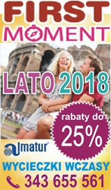 Almatur First Moment Lato 2018