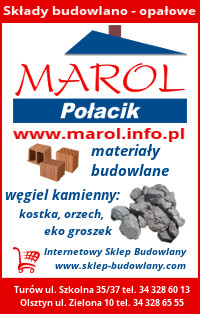 MAROL - Składy budowlano-opałowe
