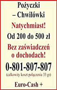 OCF, pożyczki, bez zaświadczeń o dochodach, Częstochowa